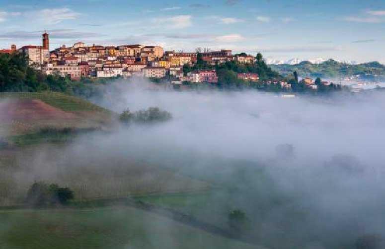 Vista Monferrato Moncalvo