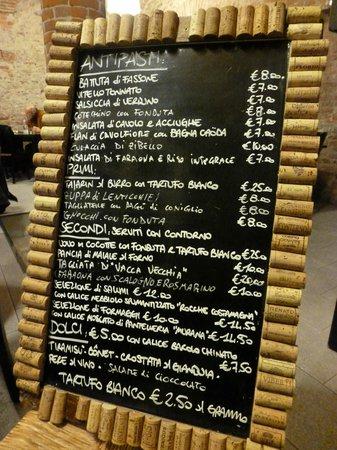 osteria more e macine prezzi