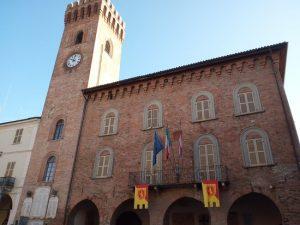 Palazzo Comune Nizza Monferrato